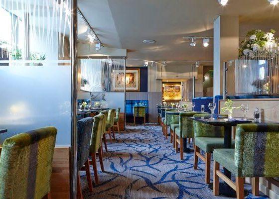 موکت تایل برای کافی شاپ و رستوران