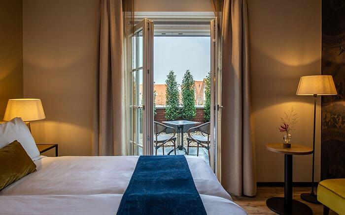 طراحی اتاق های هتل
